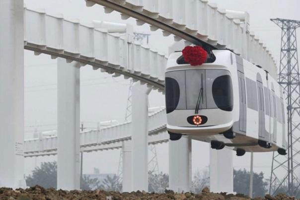 """Кинези направили """"небески воз"""" будућности"""