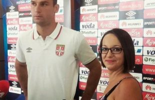 ТРЕБИЊКА међу ријетким женама београдског спортског новинарства