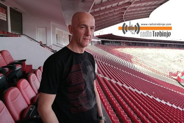 Требињац Бранислав Рупар: ПЕТ ДЕЦЕНИЈА ВЈЕРАН ЗВЕЗДИ