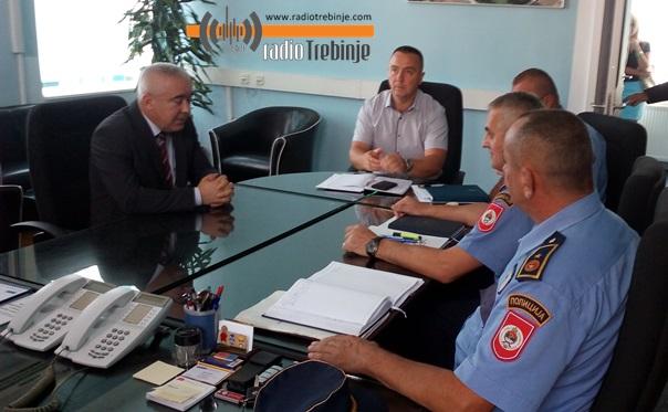 Ћулум у Требињу: Стање безбједности задовољавајуће, за пожаре осумњичена само два лица