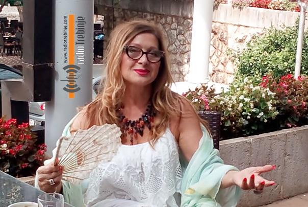 ДАНИЦА МАКСИМОВИЋ: Требињу се увијек враћам с љубављу
