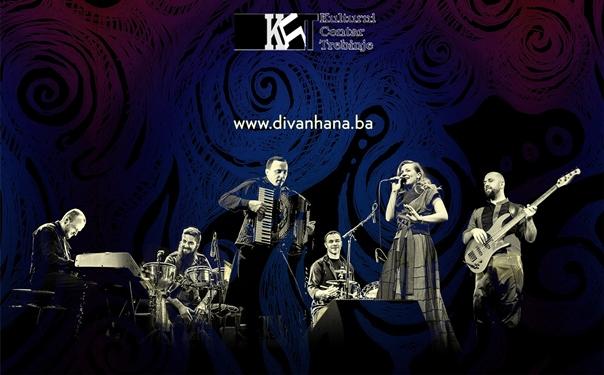 """Вечерас концерт групе """"Диванхана"""""""