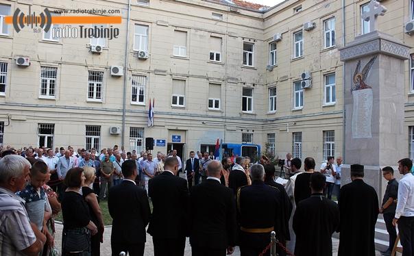 Освештан споменик за 30 погинулих припадника полиције из Херцеговине