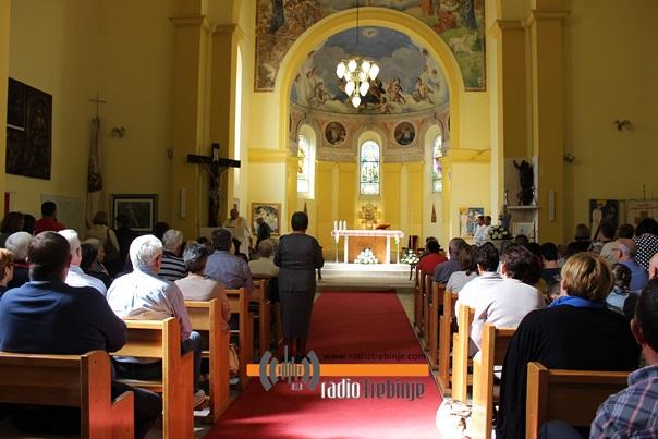 Dan trebinjske biskupije: Obilježen Sveti arhanđel Mihovil