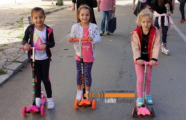 U Trebinju obilježen Međunarodni dan bez automobila