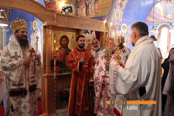 Мошти Светих мученика медљанских стигле и у Петровпавлов манастир