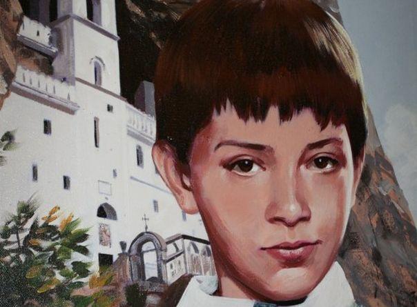 Oткривање споменика Александру Маслеши