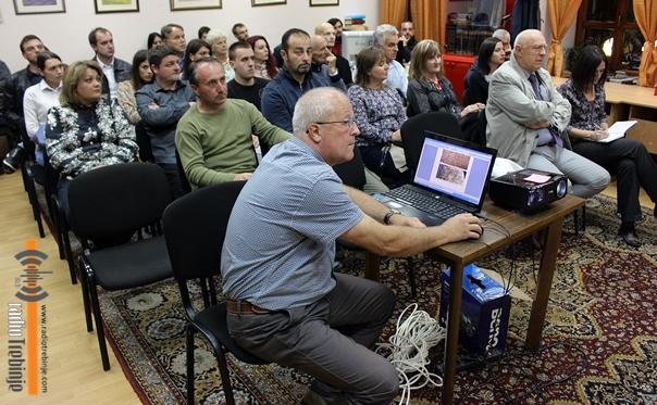 """Студенти из Никшића и Бањалуке на требињској """"Школи палеографије"""""""