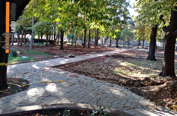 Санација требињског парка: Умјесто запуштеног растиња – ПОНОС И УКРАС града