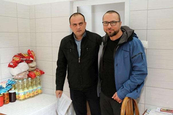 Донирана храна народној кухињи