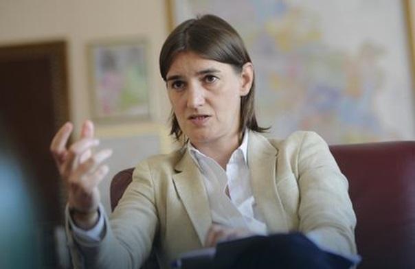 Брнабић: Биће одговорено на писмо америчког конгресмена о Дражи Михаиловићу
