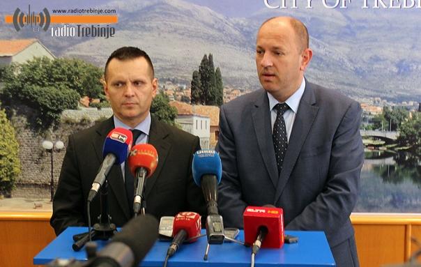Лукач у Требињу: Српска ускоро добија јединствен систем видео надзора
