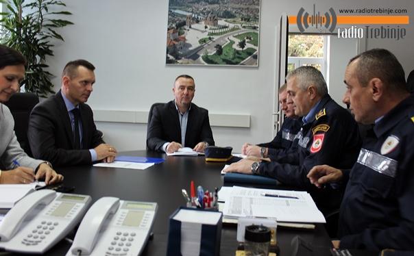 Лукач задовољан радом полиције у Херцеговини