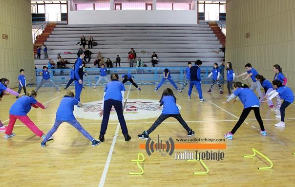 Škola sporta počela sa radom: UPISANO 170 DJECE