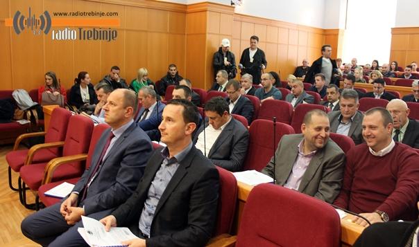 Почела сједница Скупштина града: Пред одборницима нацрт буџета за 2018.