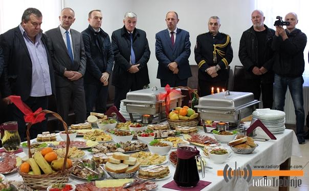 Полицијска управа Требиње обиљежила крсну славу МУП-а