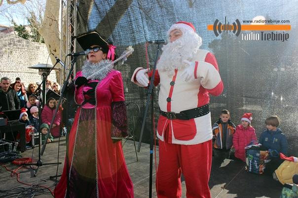 Малишани дочекали дјечију Нову годину