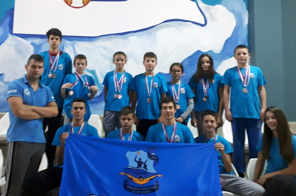 "Plivači PVK ""Leotar"" osvojili 34 medalje"