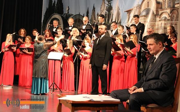 """Најава: Годишњи концерт Мјешовитог хора """"Трибуниа"""""""