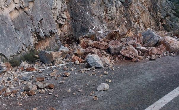 Уклоњен одрон на Степену