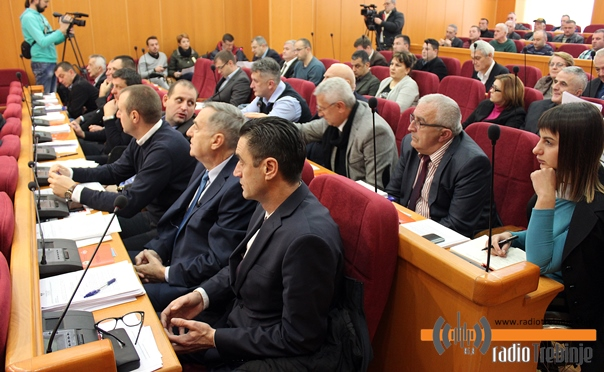 Скупштина града: Усвојен буџет за 2018. годину