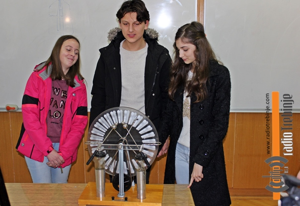 По први пут у Требињу: Почела Зимска школа физике
