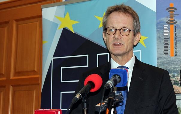 Амбасадор Холандије у БиХ: Ваша држава мора искористити предности ЕУ