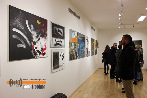 "Otvorena izložba ""Art simpozijum Jahorina 2017"""