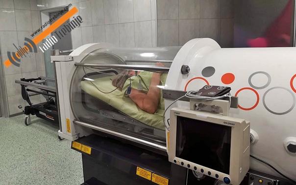 Нова услуга у требињској Болници: Ускоро ПРВЕ ТЕРАПИЈЕ У БАРОКОМОРАМА