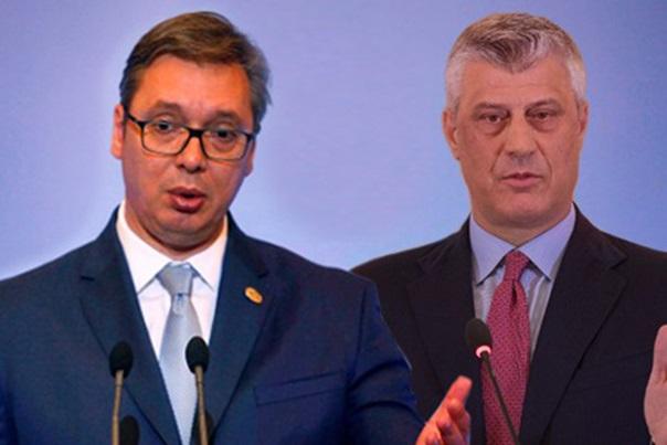 Naredni sastanak Vučića i Tačija početkom septembra