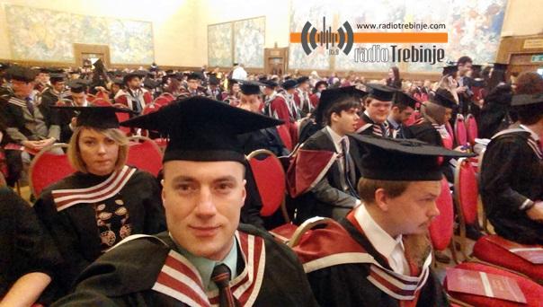 Trebinjac Nenad Stević: DIPLOMATA U PLANETARIJUMU