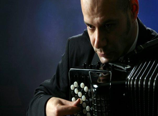 Najava: Koncert Predraga Kostovića na harmonici