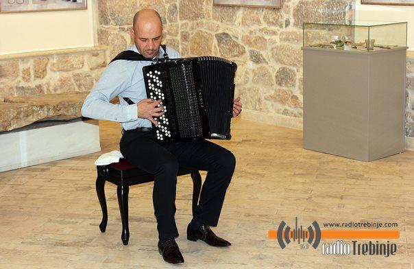 Умјетник из Крагујевца одушевио љубитеље класичне музике