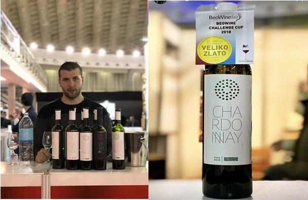 Велики успјех требињских винара на сајмовима у Београду и Сплиту