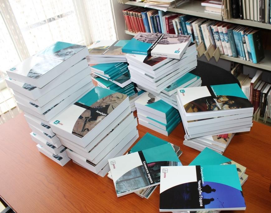Народна библиотека Невесиње богатија за неколико стотина нових наслова