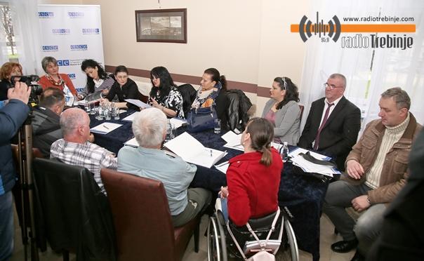 Скупштине вољне да руше баријере за особе са инвалидитетом