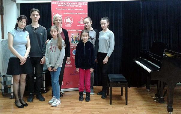 Нове награде за ученике требињске Музичке школе