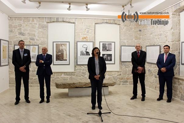 Изложбом представљен живот и научни рад Јевта Дедијера