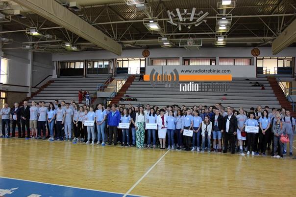 Почело финале Малих олимпијски игара у кошарци за средњошколце РС