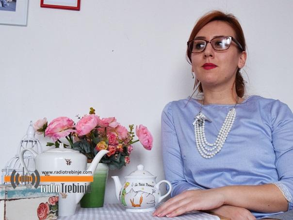 Уникатни накит Требињке Оље Дабић: ОГРЛИЦЕ ПРЕШЛЕ ОКЕАН