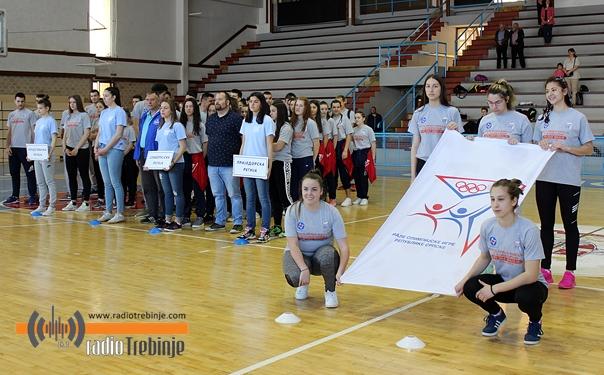 Требињска гимназија у финалу у обје конкуренције