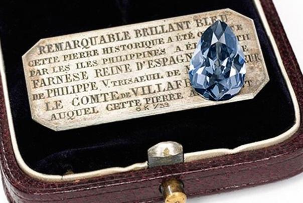 Плави дијамант продат за 6,7 милиона долара