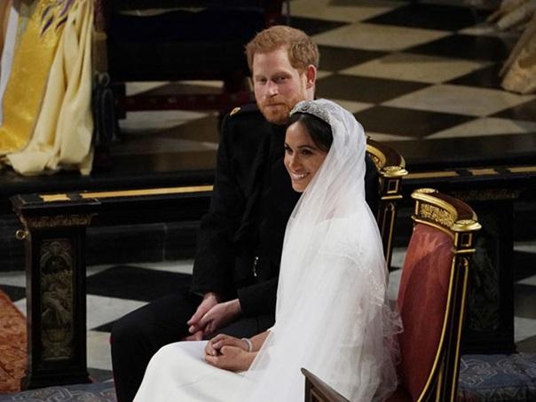 Вјенчали се принц Хари и Меган Маркл