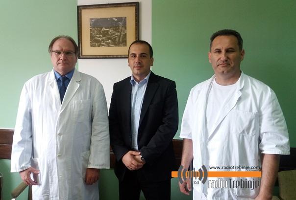 Кардиолози прегледали 220 пацијената у Болници Требиње