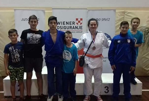 Џудисти Леотара освојили три медаље на два међународна турнира