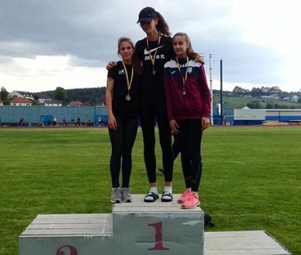 Дијани Ковач и Николи Долини четири медаље на првенству БиХ