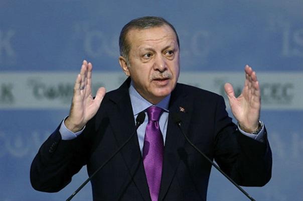 Ердоган у посјети Сарајеву