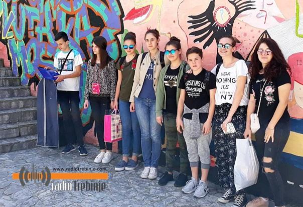 Требињски ученици на фестивалу франкофоног позоришта у БиХ