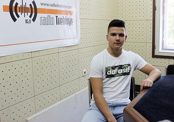 Nikola Vujinović đak generacije Tehničke škole