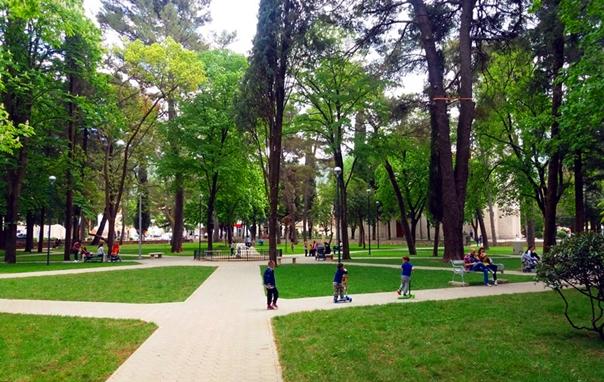 Европски дан парка у Требињу